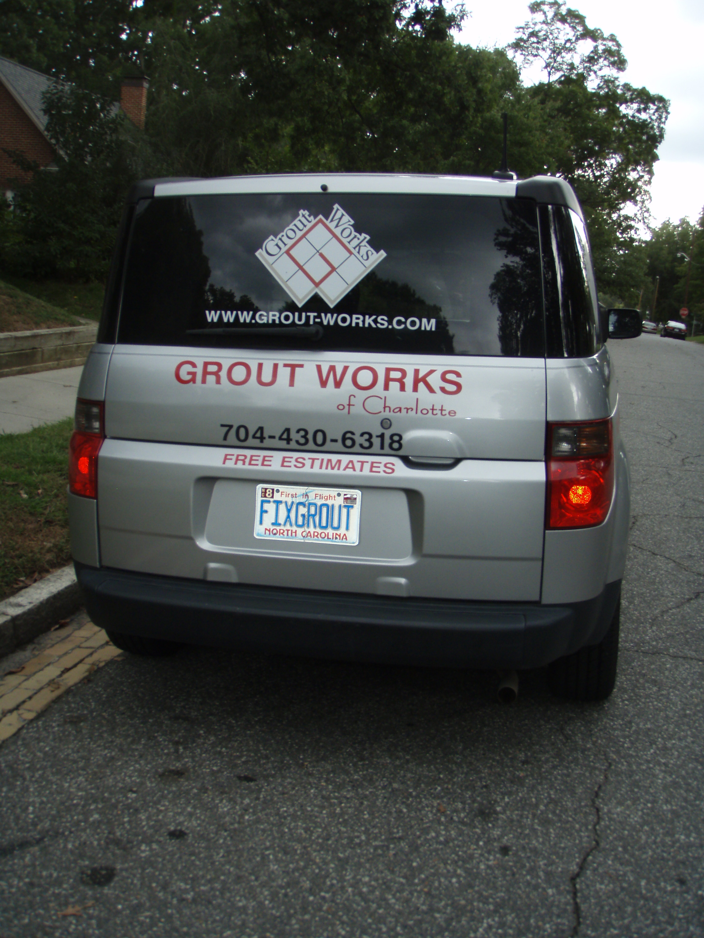 Grout Cleaning Greensboro